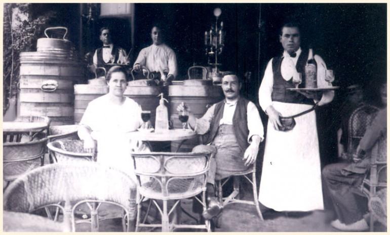 Pere juan y Josefa del Tío ché