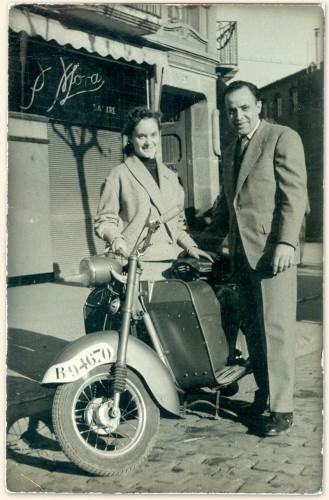 3ª generación Tio - Ché Alfonso y María