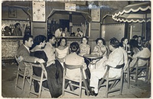 1947: Fiesta Mayor del Poblenou