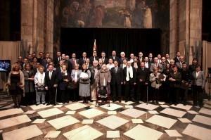 Premios Generalitat Empresas Centenarias