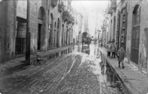Las calles de Poblenou