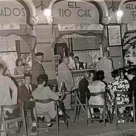la-horchateria-en-1950