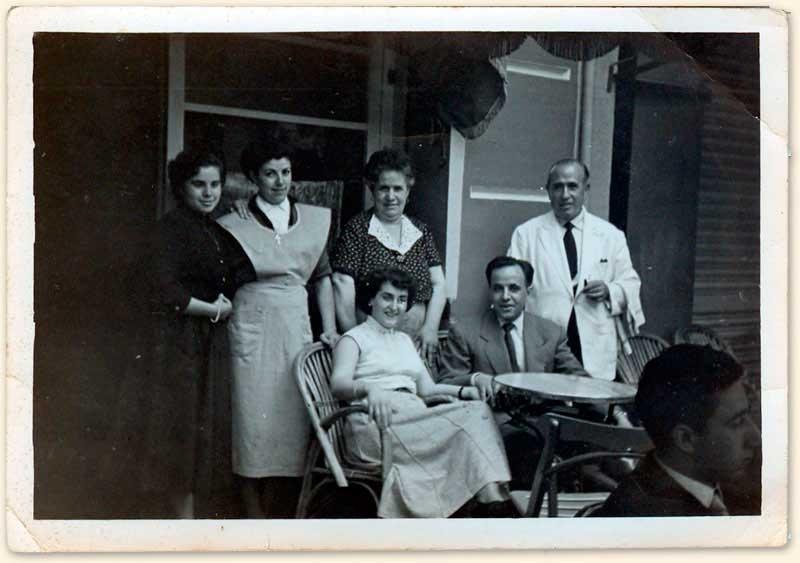 primavera-de-1955-familia-iborra-y-dependientes