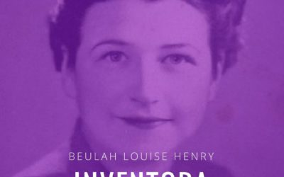 A Beulah Henry, la primera mujer en patentar una máquina de hacer helados