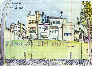 El artista de calle que se resiste a la gentrificación de Poblenou